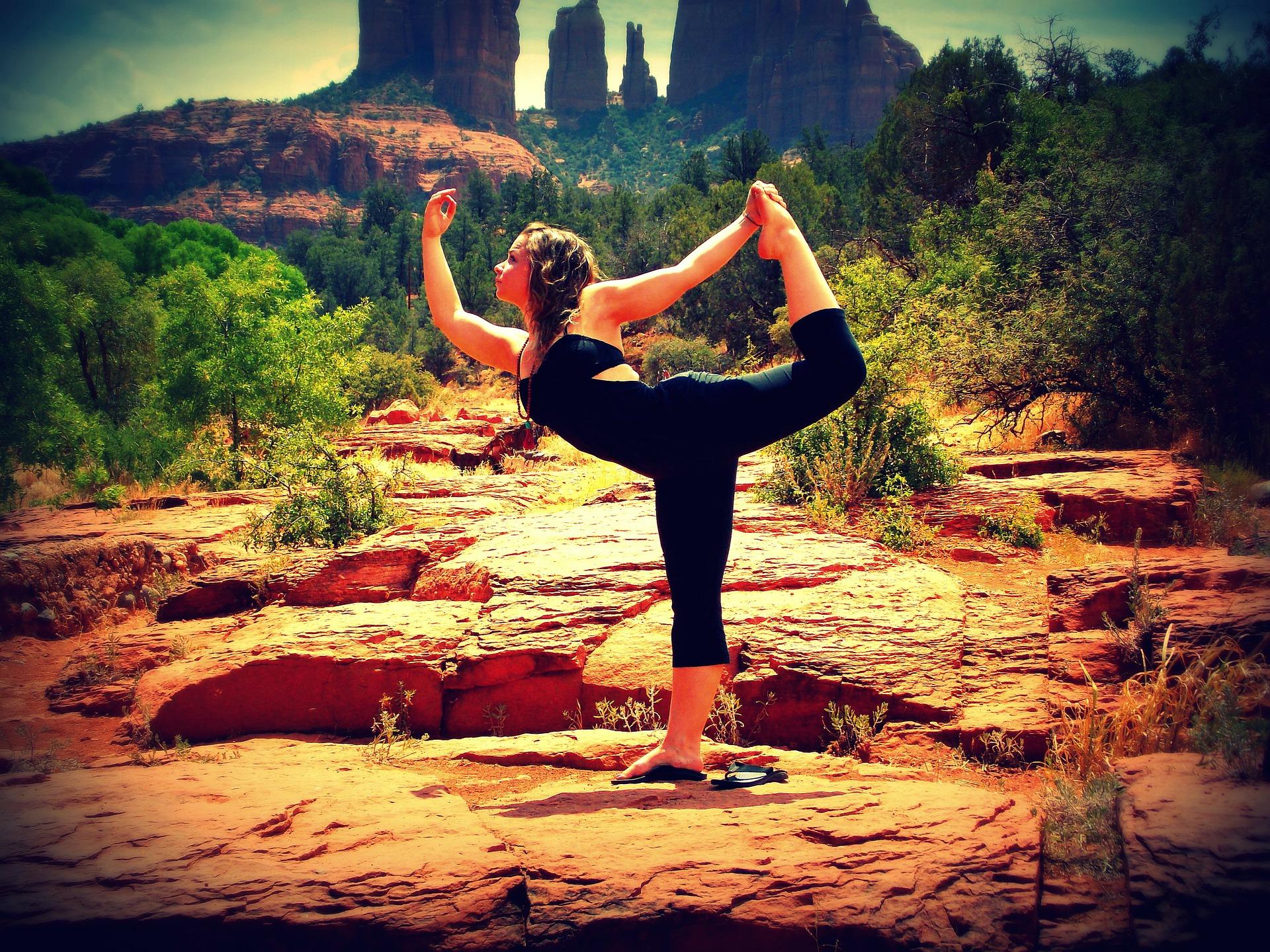 me mettre au yoga